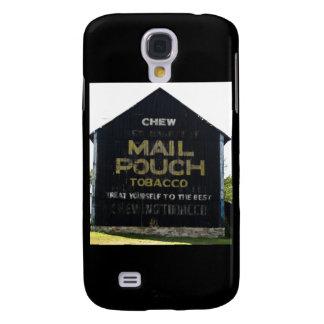 Chew Mail Pouch Tobacco Barn - Original Photo Galaxy S4 Case