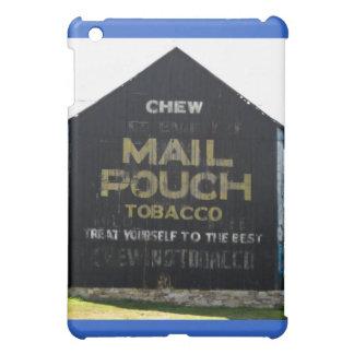 Chew Mail Pouch Tobacco Barn - Original Photo iPad Mini Cover