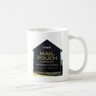 Chew Mail Pouch Tobacco Barn - Original Photo Mug