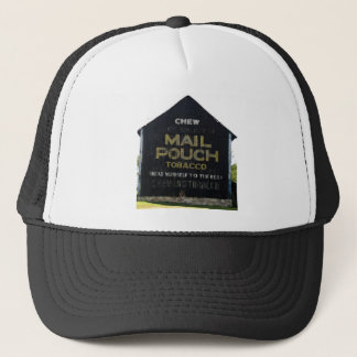 Chew Mail Pouch Tobacco Barn - Original Photo Trucker Hat