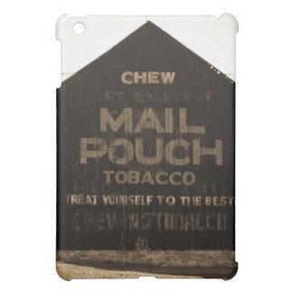 Chew Mail Pouch Tobacco Barn - Sepia Finish Case For The iPad Mini
