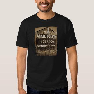 Chew Mail Pouch Tobacco Barn Shirts