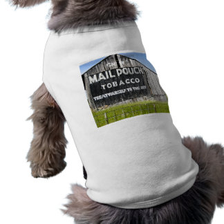 Chew Mail Pouch Tobacco Old Barn Dog Tee Shirt