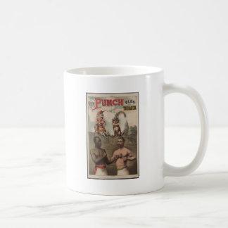 Chew Punch Plug Tobacco Coffee Mug