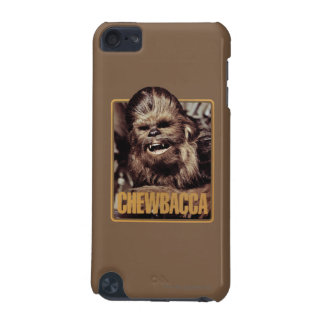 Chewbacca Badge iPod Touch (5th Generation) Covers