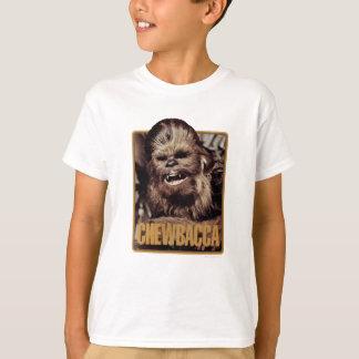 Chewbacca Badge Tee Shirts