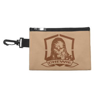 Chewbacca Brown Accessory Bags