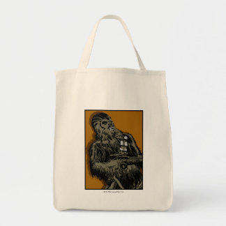 Chewbacca Brown Graphic