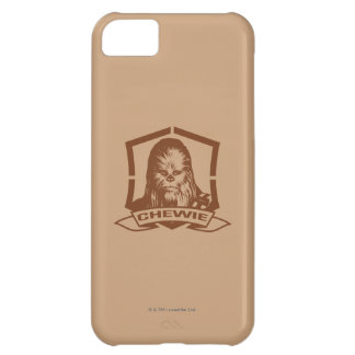 Chewbacca Brown iPhone 5C Case