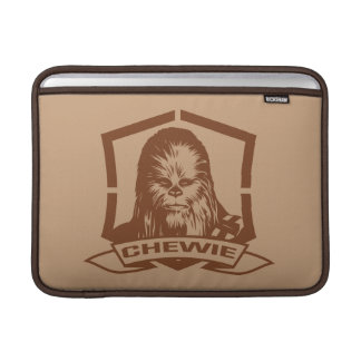 Chewbacca Brown Sleeve For MacBook Air