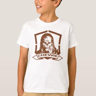 Chewbacca Brown T Shirt