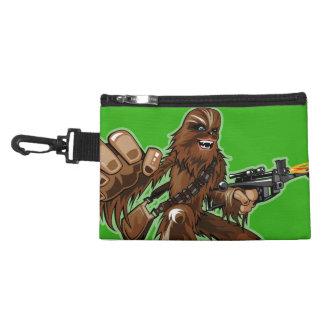 Chewbacca Character Art Accessory Bag