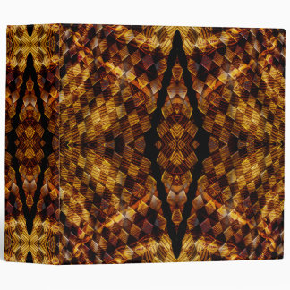 Chewbacca Chesterfield Checkers Mandala Binder