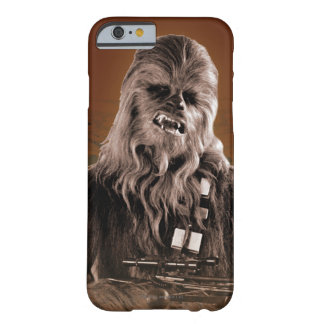 Chewbacca Graphic Barely There iPhone 6 Case