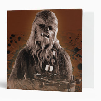 Chewbacca Graphic Binder