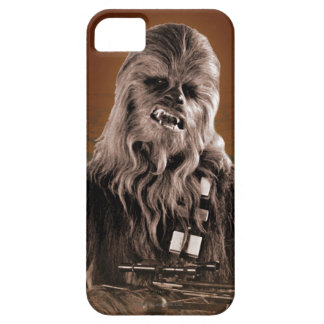 Chewbacca Graphic iPhone 5 Cases