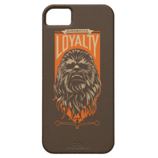 Chewbacca Loyalty Case For The iPhone 5