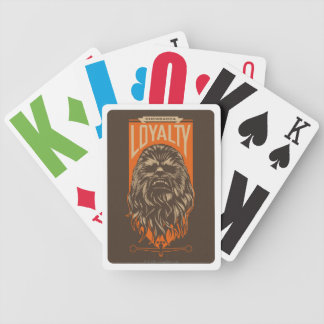 Chewbacca Loyalty Deck Of Cards