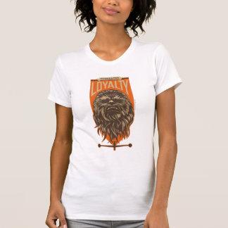 Chewbacca Loyalty T-shirts