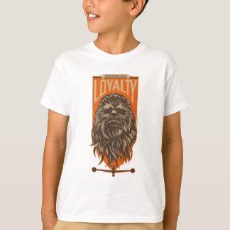 Chewbacca Loyalty Tee Shirts