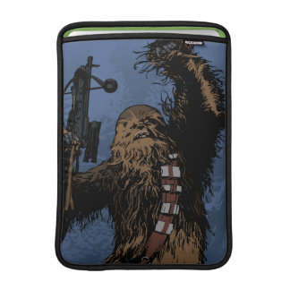 Chewbacca MacBook Sleeve