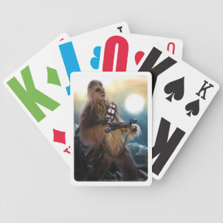 Chewbacca Photo Card Decks