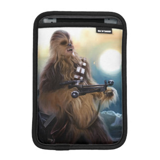 Chewbacca Photo iPad Mini Sleeve