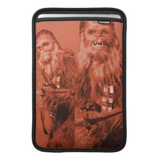 Chewbacca Photograph Collage Sleeves For MacBook Air