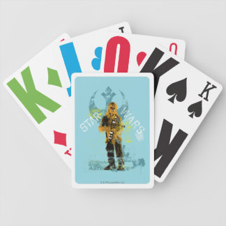 Chewbacca Retro Card Decks