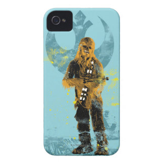Chewbacca Retro Case-Mate iPhone 4 Cases