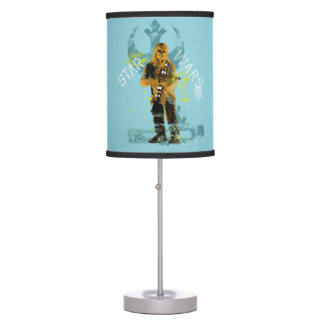 Chewbacca Retro Table Lamps