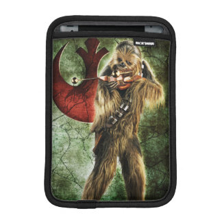 Chewbacca Standing iPad Mini Sleeves