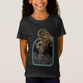 Chewbacca Vintage Graphic T-shirts