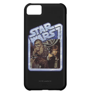 Chewie and Han iPhone 5C Case