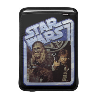 Chewie and Han MacBook Sleeve
