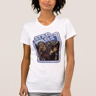 Chewie and Han Tee Shirts