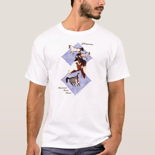 Cheyenne, American Paint Horse T-Shirt