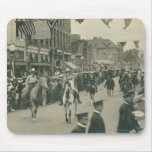 Cheyenne Frontier Days parade. Mouse Pads