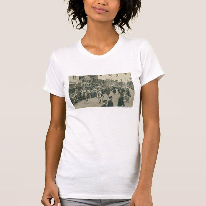 Cheyenne Frontier Days parade. T-Shirt