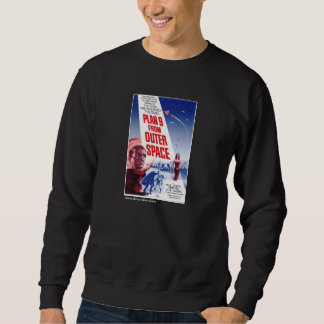 CHFU black Plan 9 From Outer Space sweatshirt