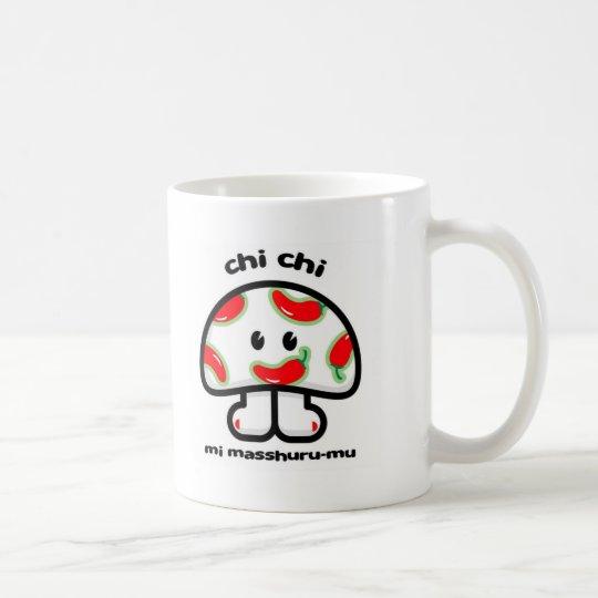 chi chi coffee mug