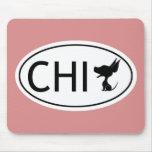 CHI (Chihuahua) Mousepad