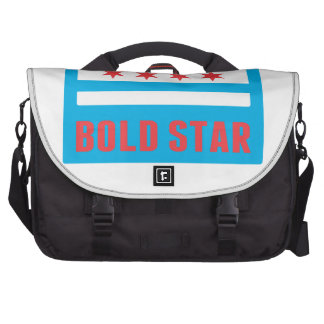 CHI Flag Bold Star Logo Commuter Bag