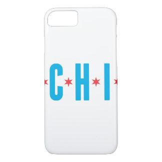 CHI in Stars iPhone 7 Case