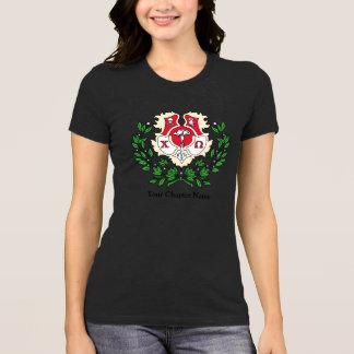 Chi Omega Crest T-Shirt