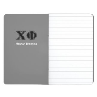 Chi Phi Black Letters Journal
