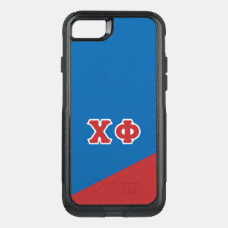Chi Phi | Greek Letters OtterBox Commuter iPhone 8/7 Case