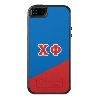 Chi Phi | Greek Letters OtterBox iPhone 5/5s/SE Case