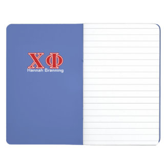 Chi Phi Red Letters Journal
