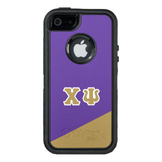 Chi Psi | Greek Letters OtterBox Defender iPhone Case